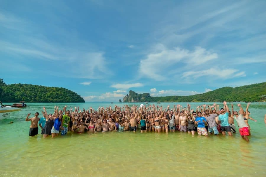 Graduation Trip Phuket