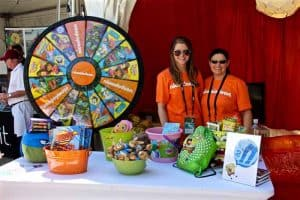 5 ways to attract trade show crowd Nickelodeon