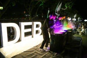 event-management-dinner-singapore-drum