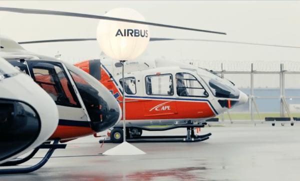 Airbus 40 years anniversary Singapore