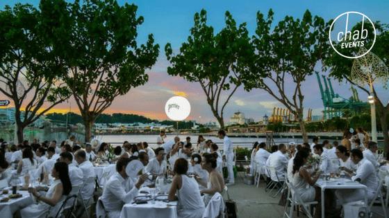 Diner en Blanc Singapore
