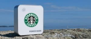 Worlds best custom designed promotional power banks from Promo Crunch.
