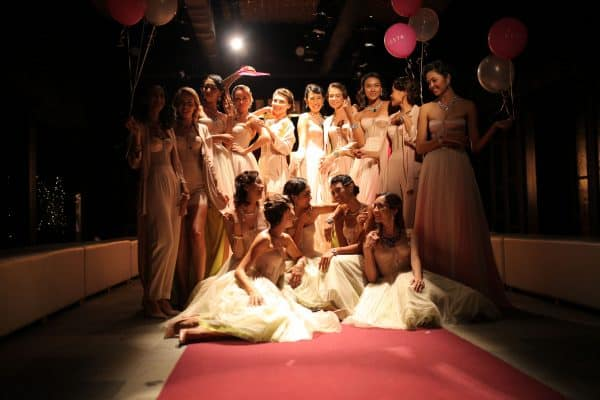 Bulgari Fashion Show Bali Chab Events Travel